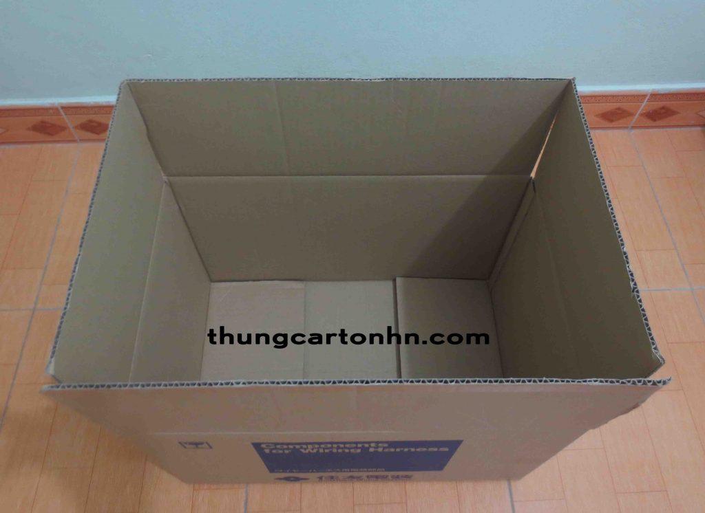 cấu tạo hộp carton 3 lớp