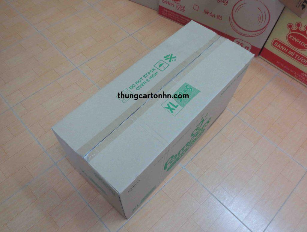 bán thùng carton 3 lớp các loại