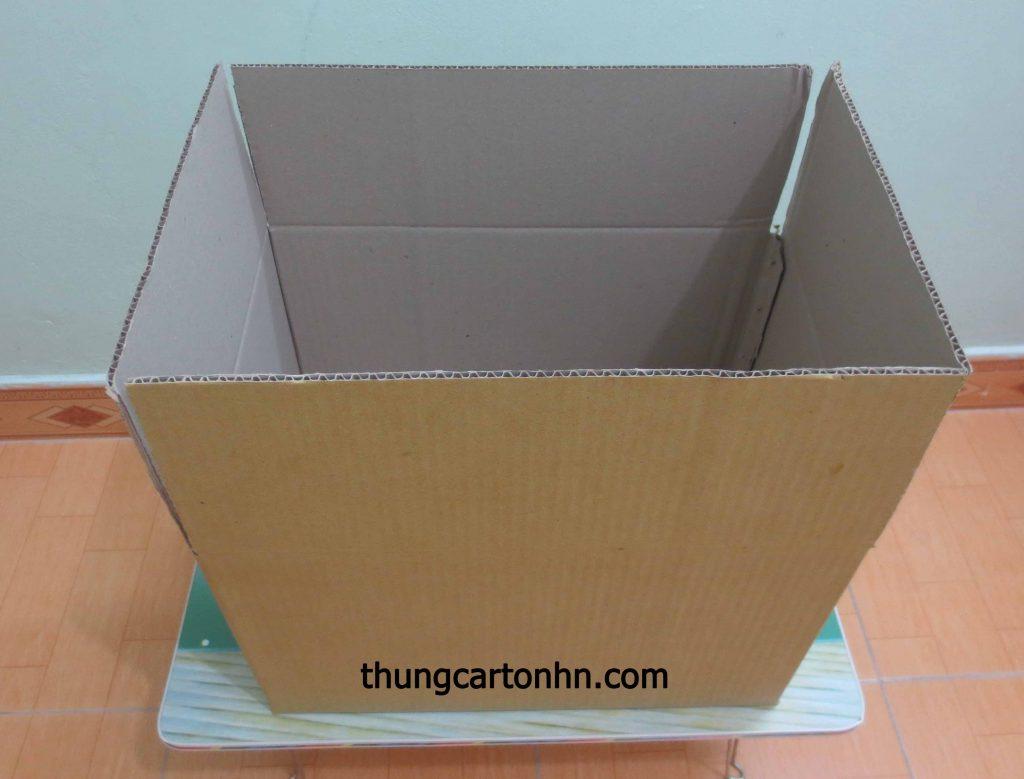thùng carton mới