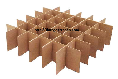 Vách ngăn thùng carton