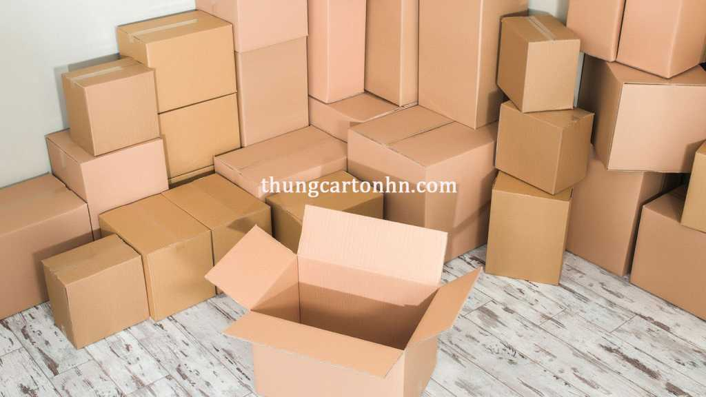 cách chọn mua thùng carton