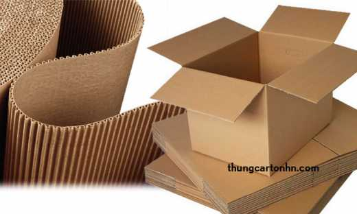 thùng carton mới giá rẻ
