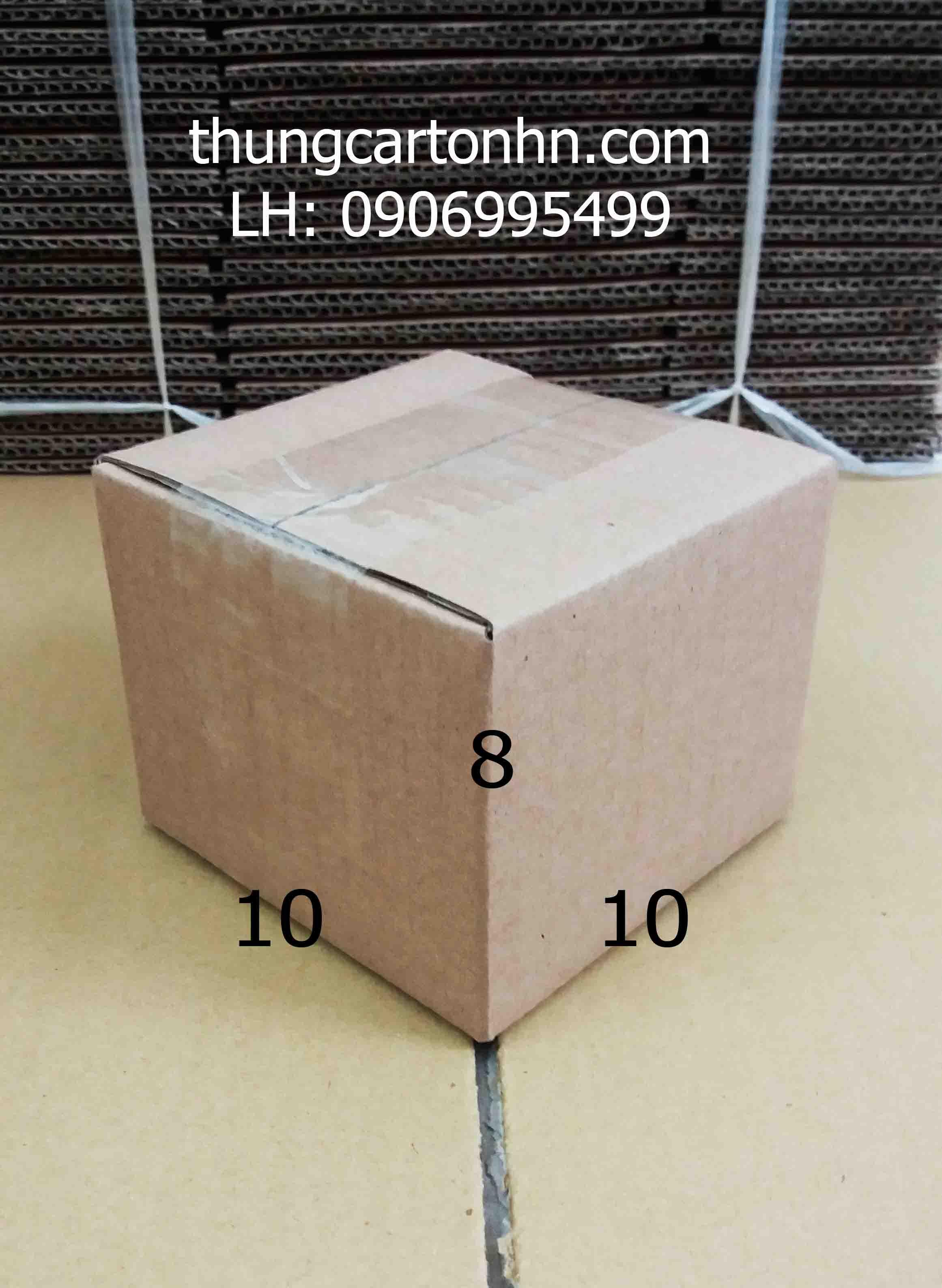 hộp 10x10x8 cm(dài,rộng,cao)