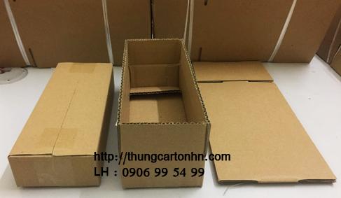 hộp carton cod 27x10x5