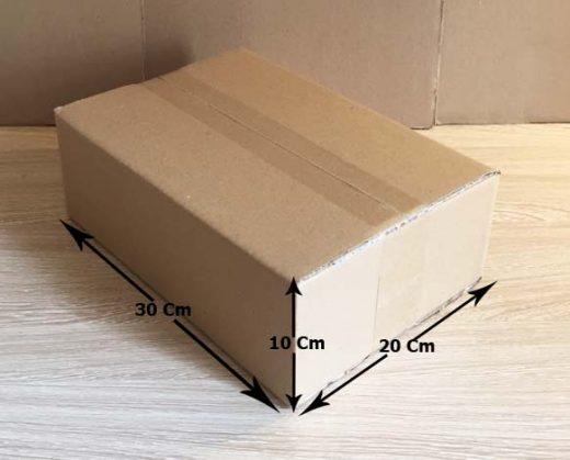 thùng 30x20x10 cm